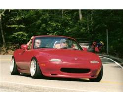 Sermonations 1995 Mazda Miata MX-5