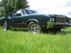 olds-willems 1972 Oldsmobile Cutlass Supreme