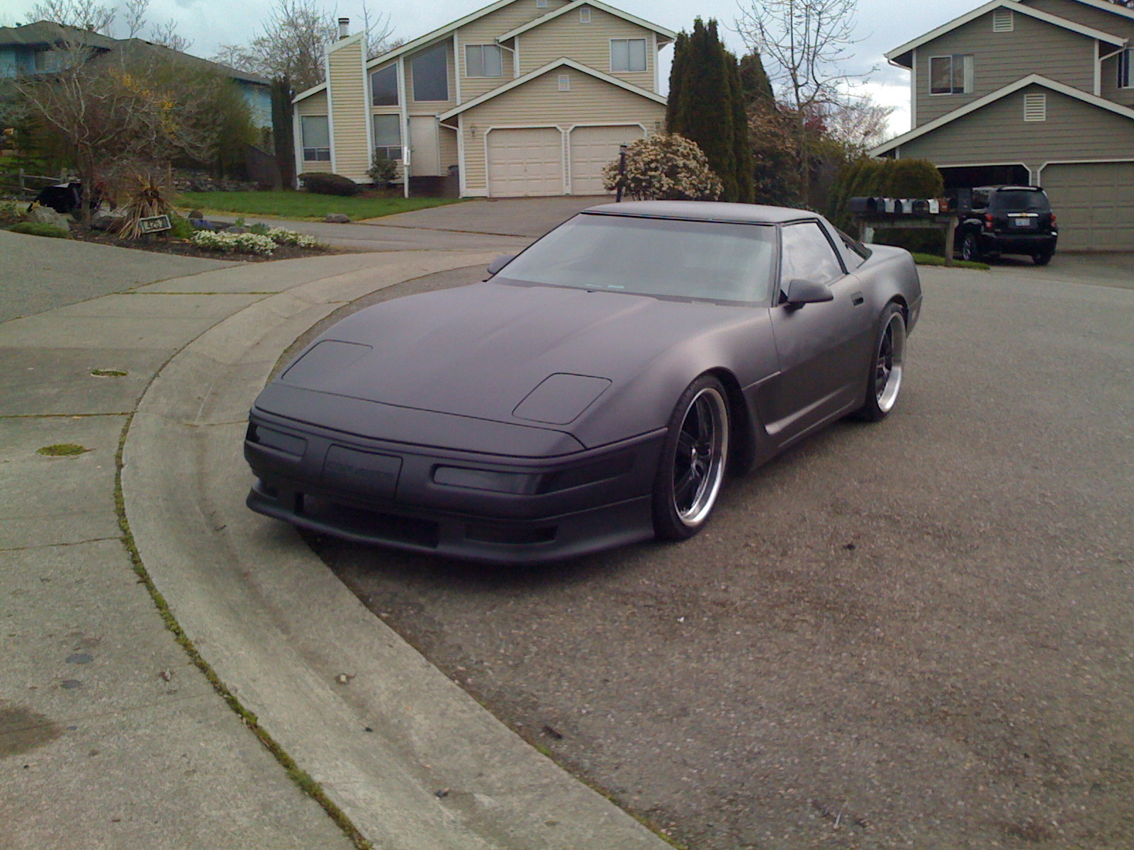 travdog 1984 Chevrolet Corvette