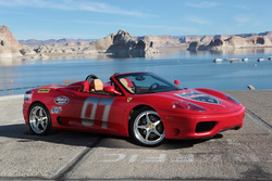 BullRunSeason2s 2003 Ferrari 360 Modena