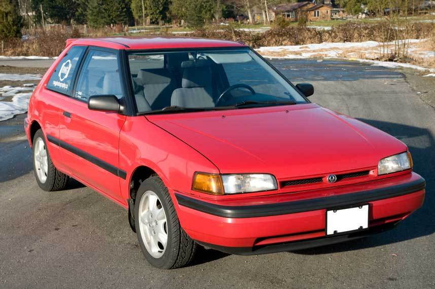 323permin 1993 mazda 323 specs photos modification info at cardomain. Black Bedroom Furniture Sets. Home Design Ideas