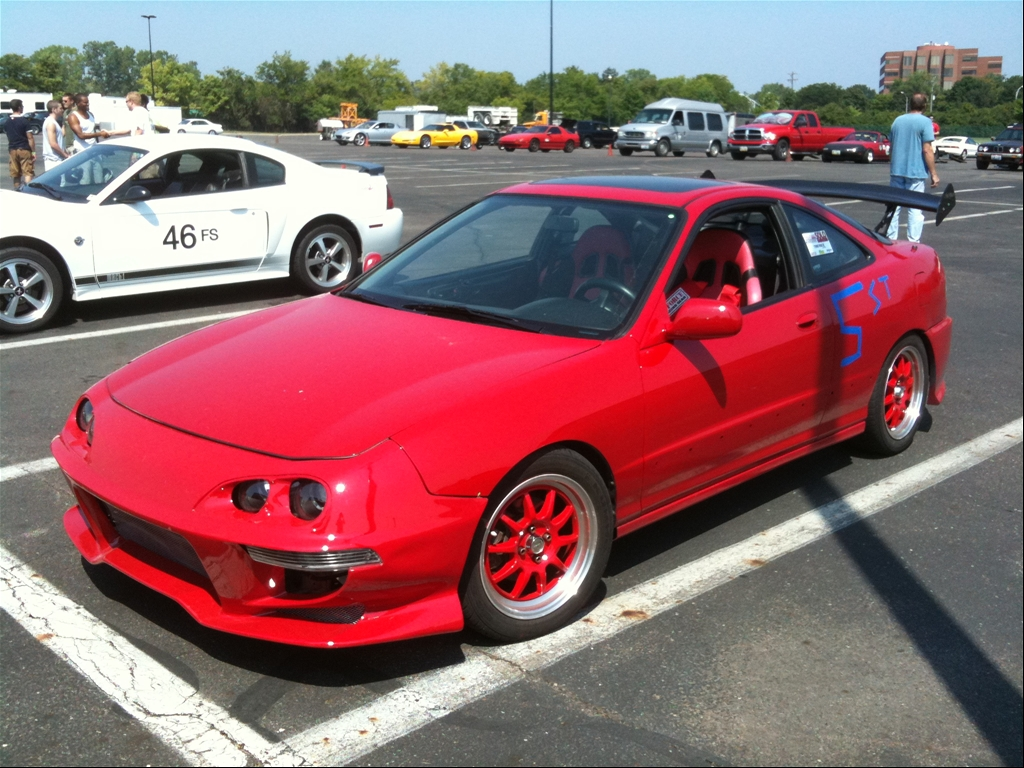 Vgsrule's 1995 Acura Integra In Columbus, OH