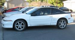 TurboQueen 1991 Eagle Talon