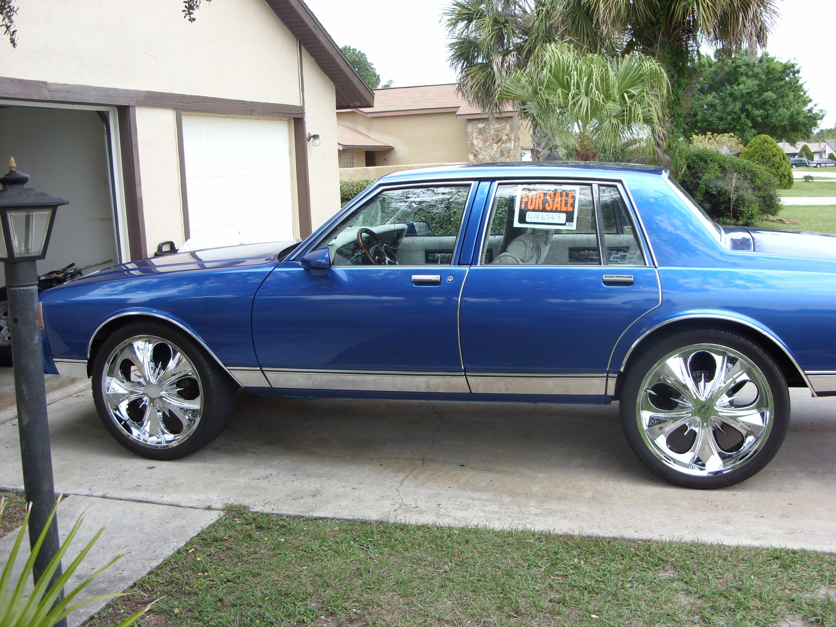Another brianbigboy1000 1986 Chevrolet Caprice post... - 12680333