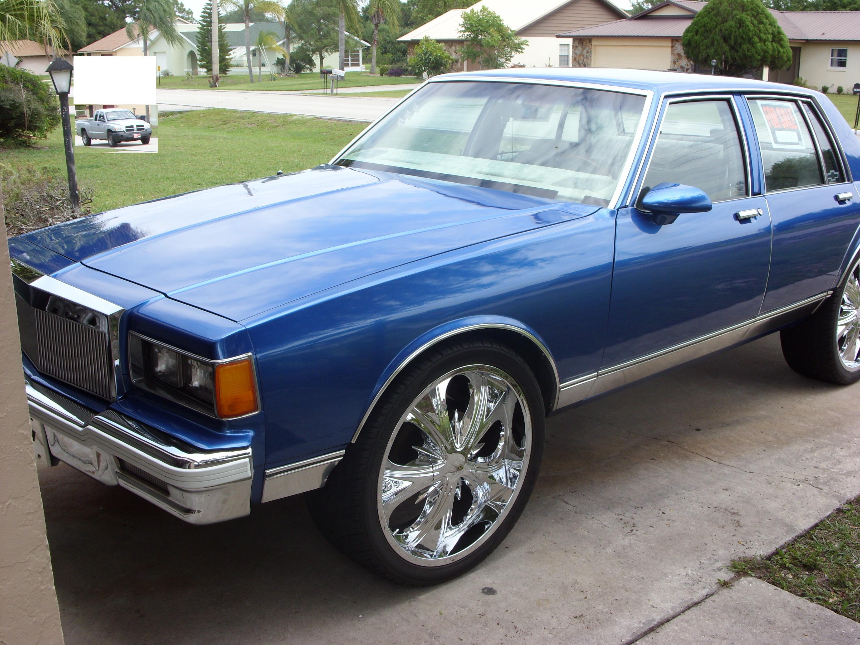 Another brianbigboy1000 1986 Chevrolet Caprice post... - 12680334