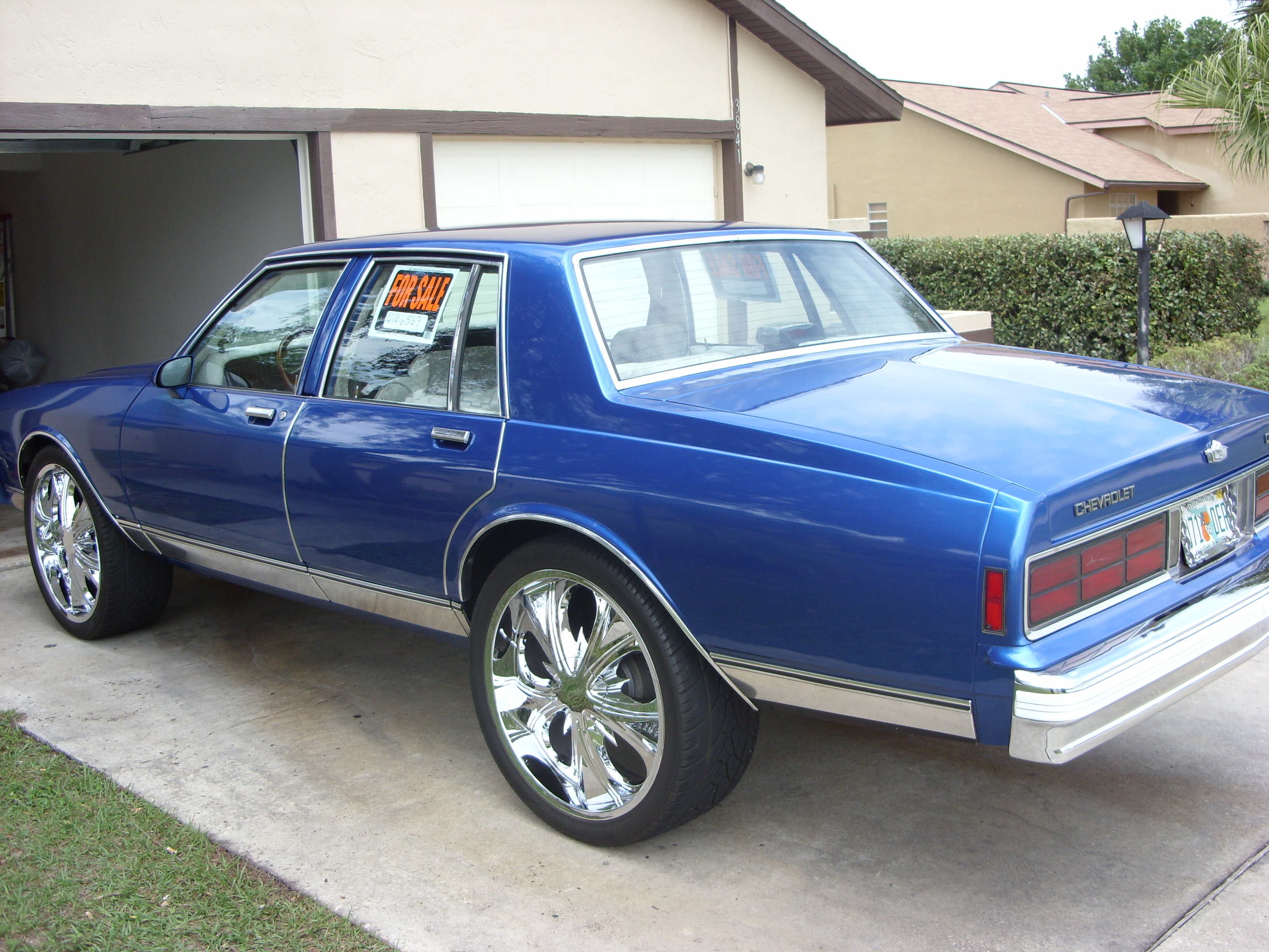 Another brianbigboy1000 1986 Chevrolet Caprice post... - 12680335