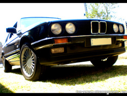 dimples08s 1986 BMW 3 Series
