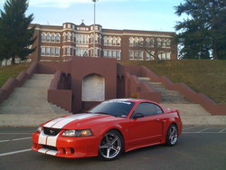 2002SaleenGTs 2002 Ford Mustang