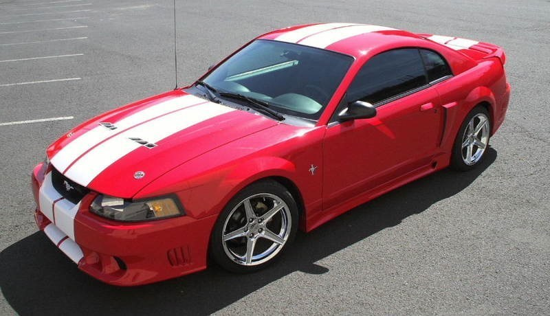 2002SaleenGT 2002 Ford Mustang 12692790