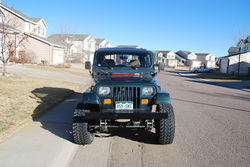 landoncolts 1993 Jeep YJ