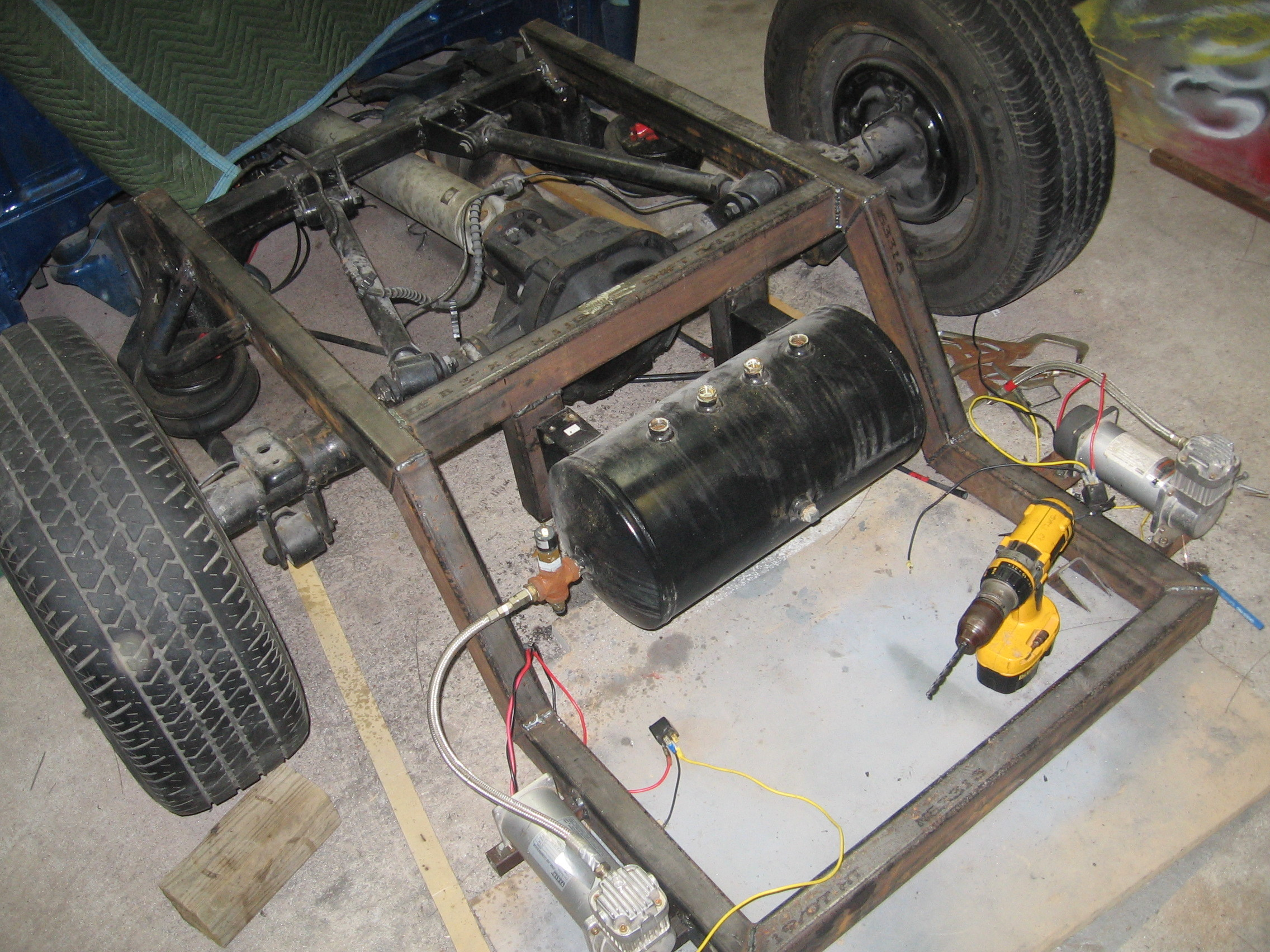 Another dropurs 1999 Ford Ranger Super Cab post... - 12684494
