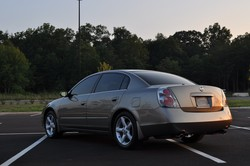 darkbrothas 2006 Nissan Altima