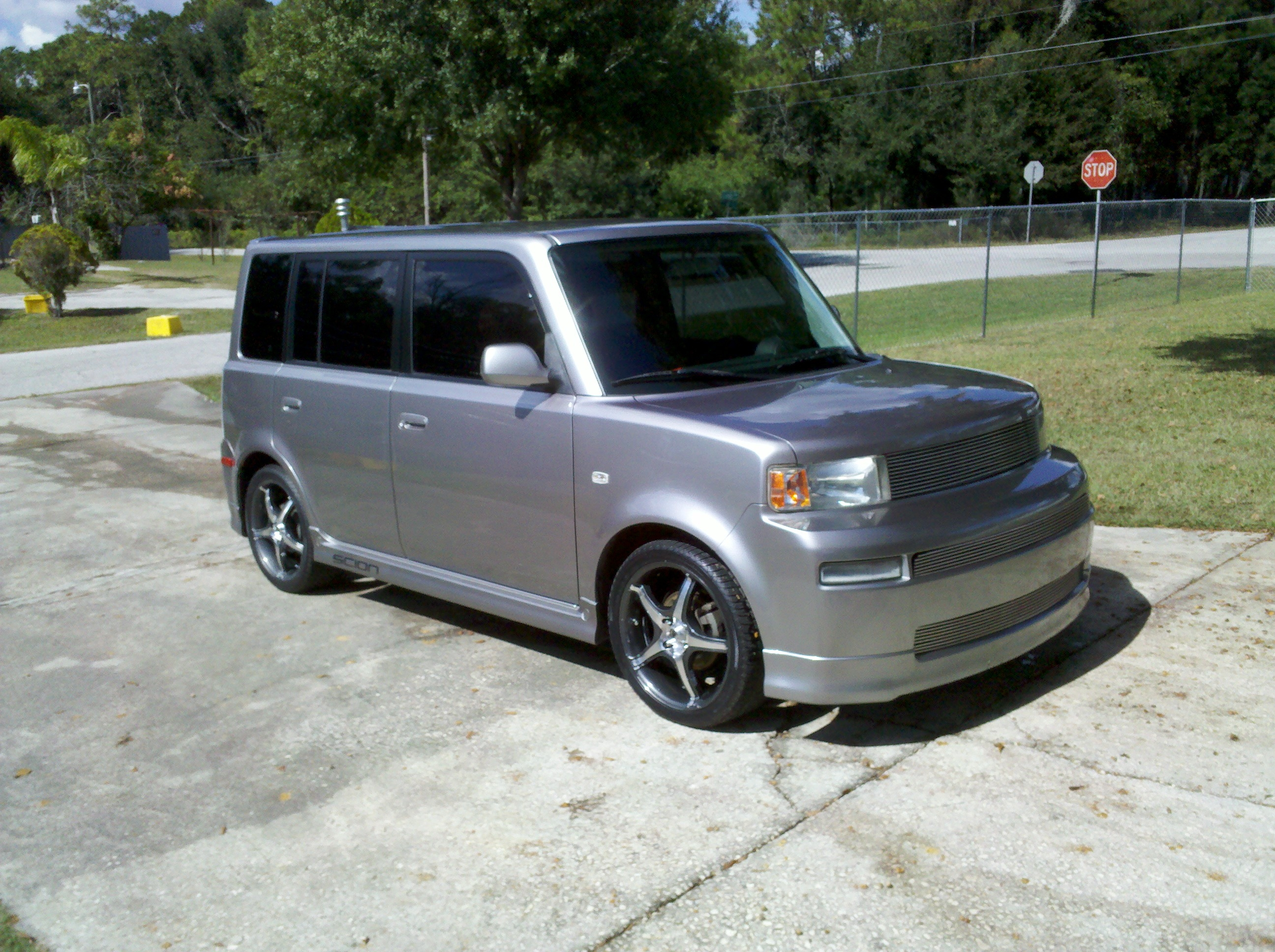 kevinlusby 2005 scion xb specs photos modification info. Black Bedroom Furniture Sets. Home Design Ideas