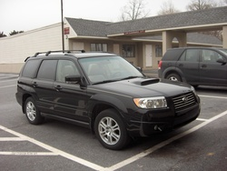 mtcavity 2006 Subaru Forester