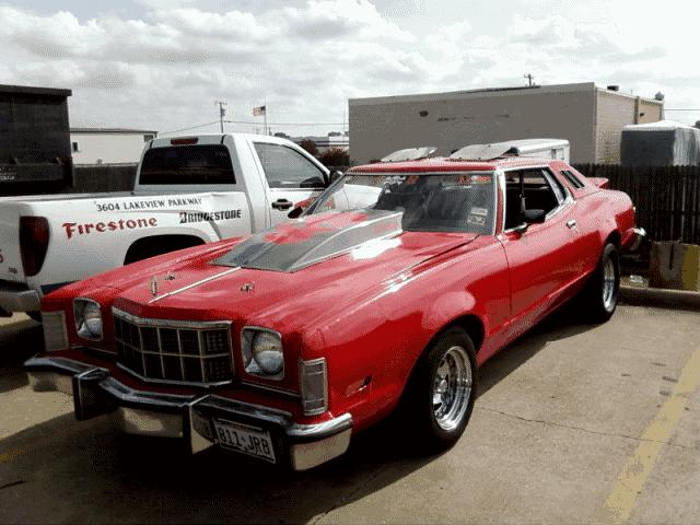 m_beighey 1974 Ford Gran Torino Specs, Photos, Modification
