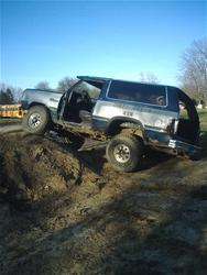 Branson_truck 1991 Dodge Ramcharger