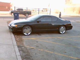 JOHNSONSAUDIO 2000 Chevrolet Monte Carlo 12686710
