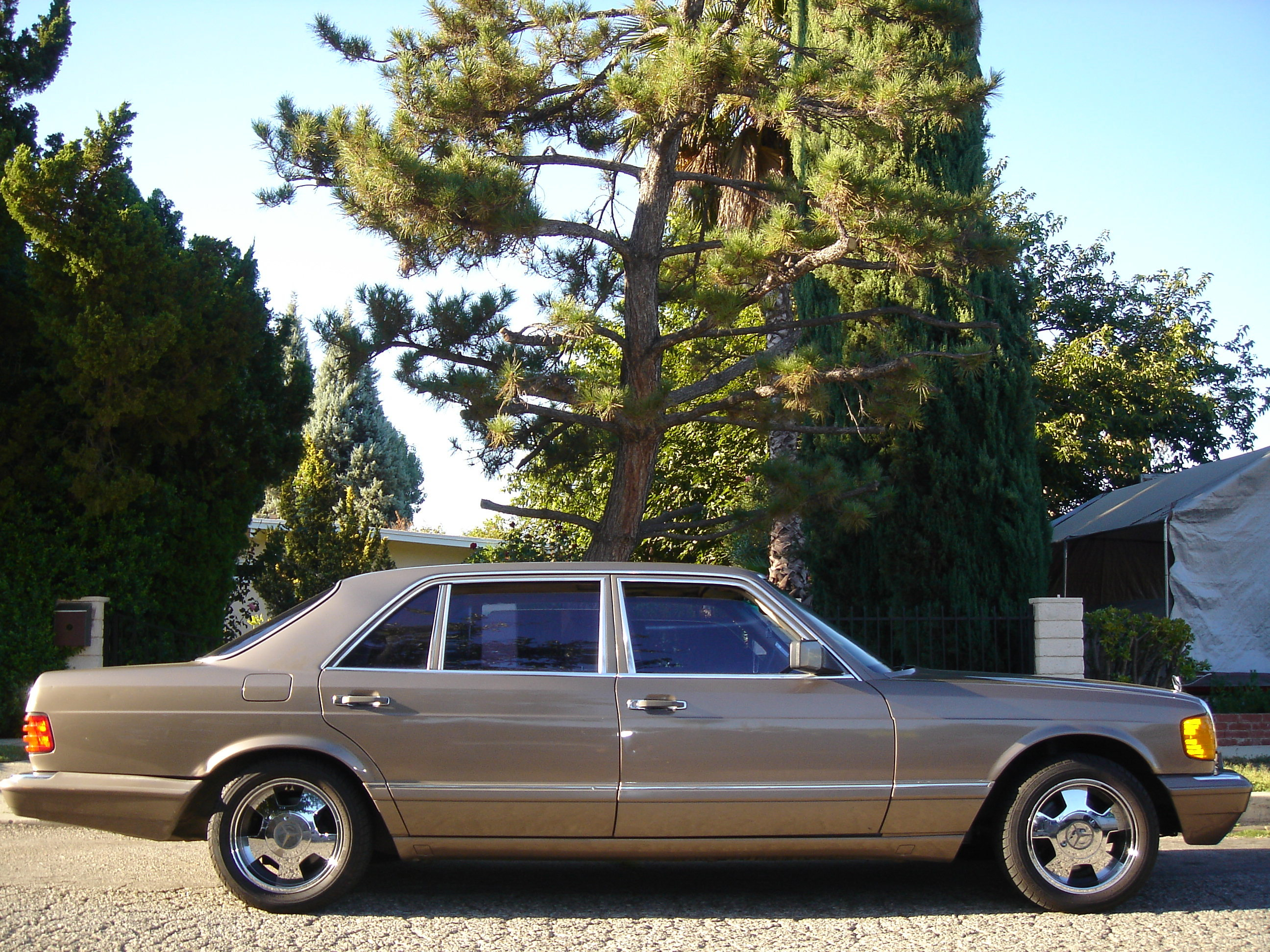 Another UNTOUCHABLES_TOW 1987 Mercedes-Benz 560SEL post... - 12687517