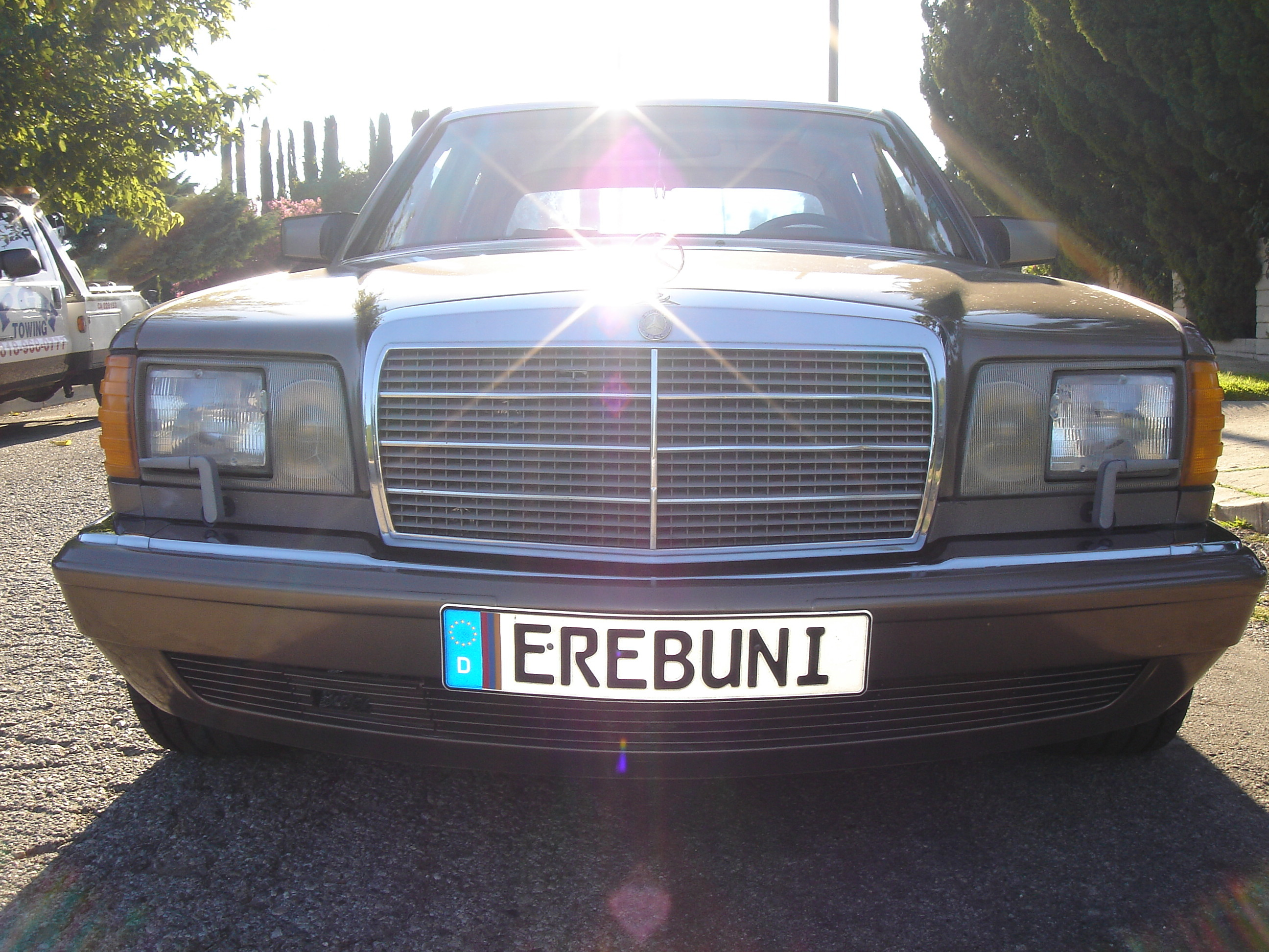 Another UNTOUCHABLES_TOW 1987 Mercedes-Benz 560SEL post... - 12687518