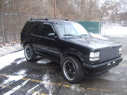 algorithmdetroits 1991 Ford Explorer Sport