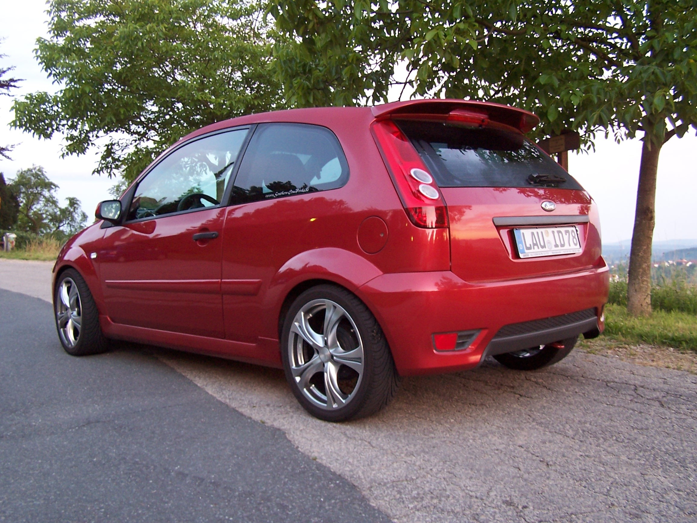 Another Fips16v 2006 Ford Fiesta post... - 12687679
