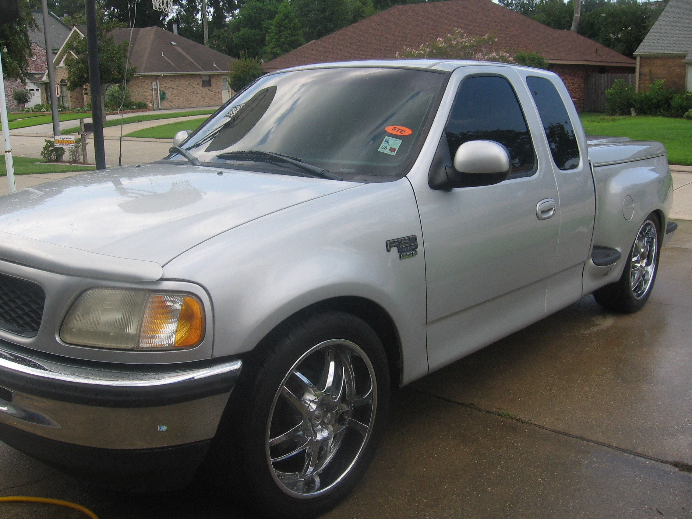Shelby F150 For Sale >> dropurs 1998 Ford F150 Regular Cab Specs, Photos, Modification Info at CarDomain