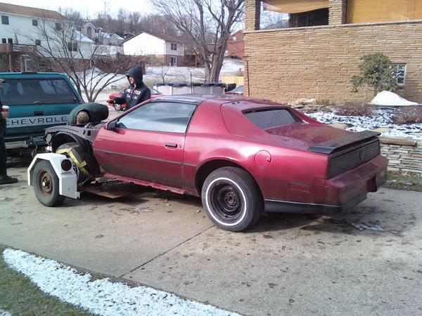 Another Stippy17 1984 Pontiac Trans Am post... - 12691592