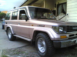 LandCruiser1jzs 1988 Toyota Land Cruiser