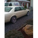 JUSTRYN2MAKEIT 2001 Cadillac DeVille 12691586