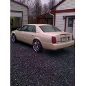 JUSTRYN2MAKEIT 2001 Cadillac DeVille 12691587