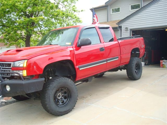 Another potatoes4 2007 Chevrolet Silverado 1500 Extended Cab post... - 12693291