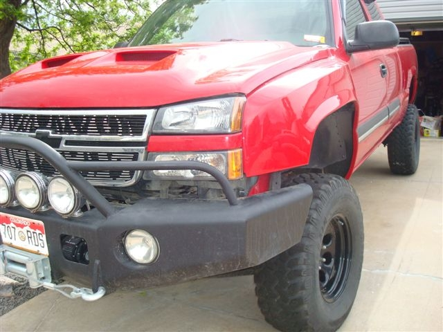 Another potatoes4 2007 Chevrolet Silverado 1500 Extended Cab post... - 12693292
