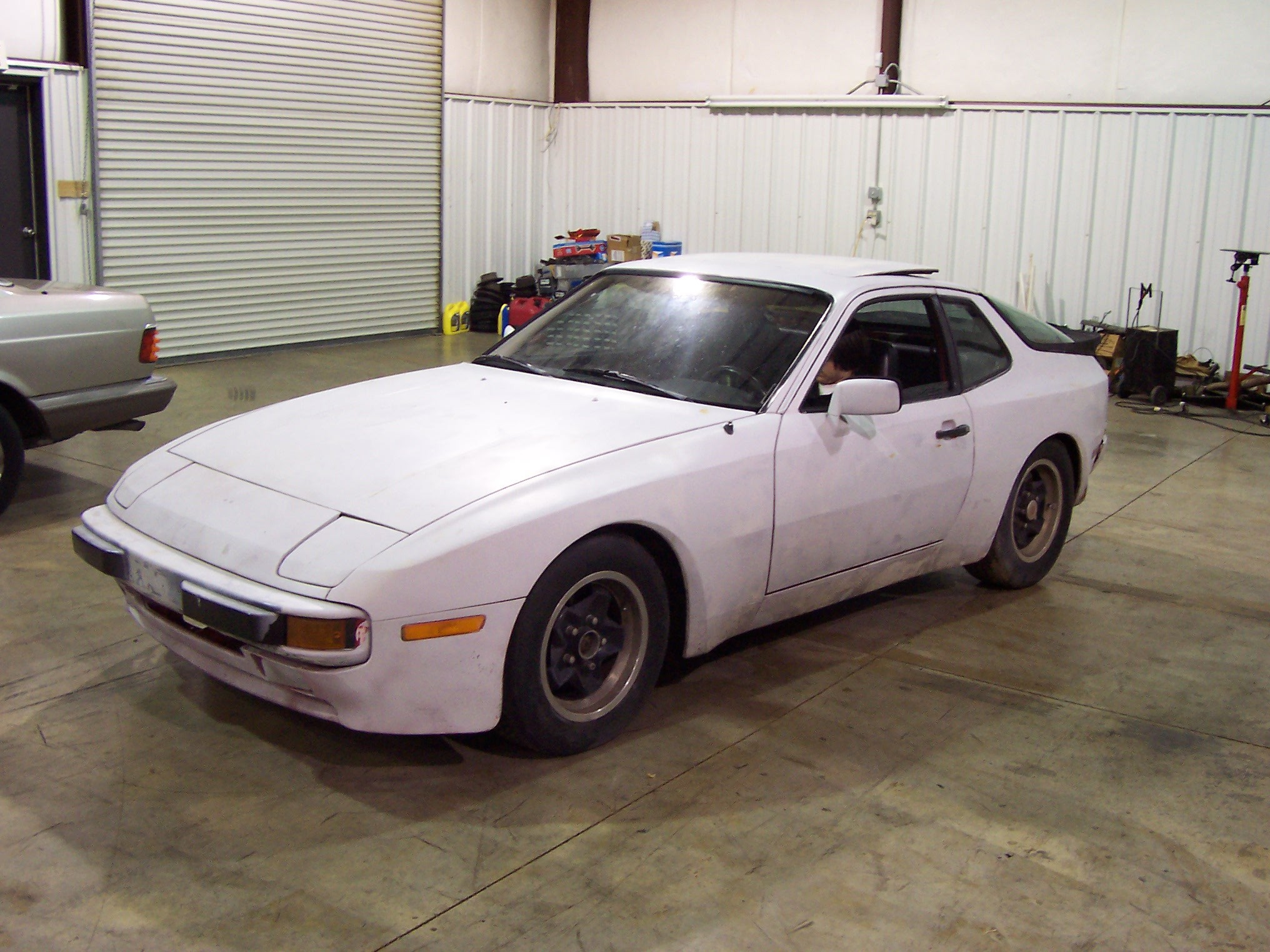 shwy1 39 s 1984 porsche 944 in jackson tn. Black Bedroom Furniture Sets. Home Design Ideas