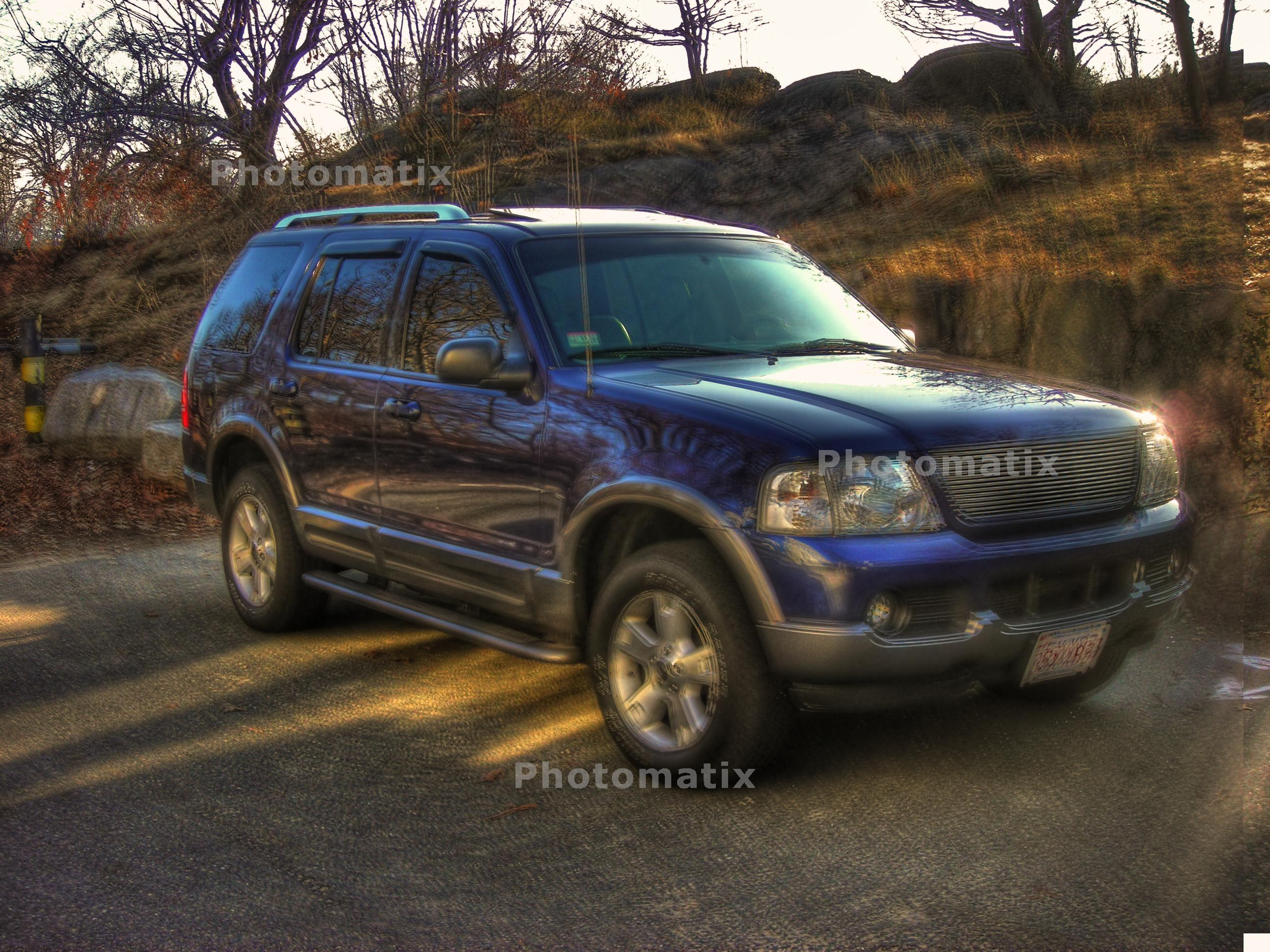 Janks's 2004 Ford Explorer in Weymouth, MA