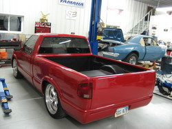 Slammed96sss 1996 Chevrolet S10 Regular Cab