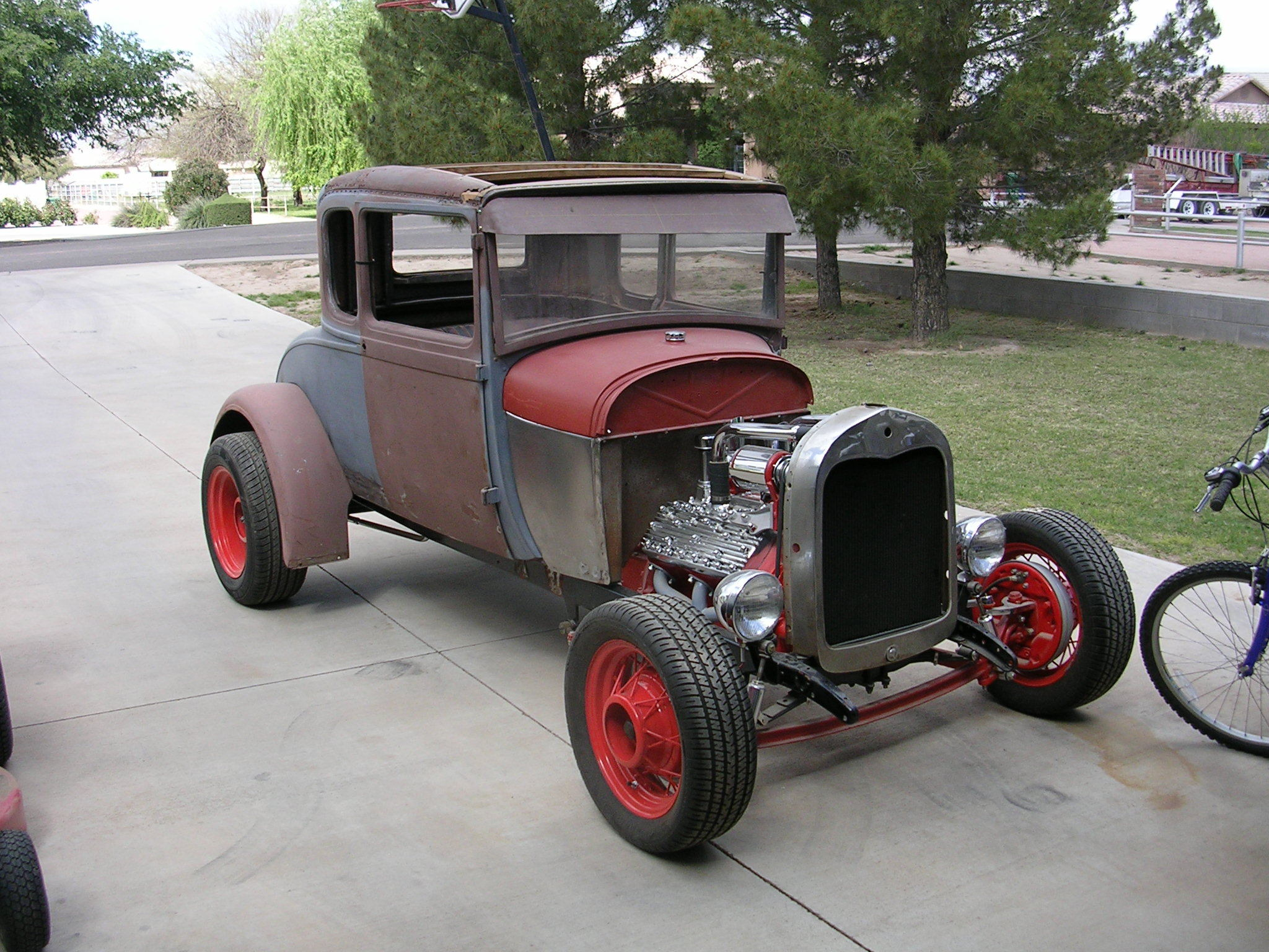 FentonV8's 1929 Ford Model A