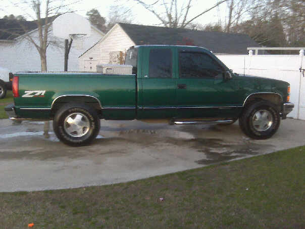 Another greenmonsterz 1999 Chevrolet C/K Pick-Up post... - 12696253