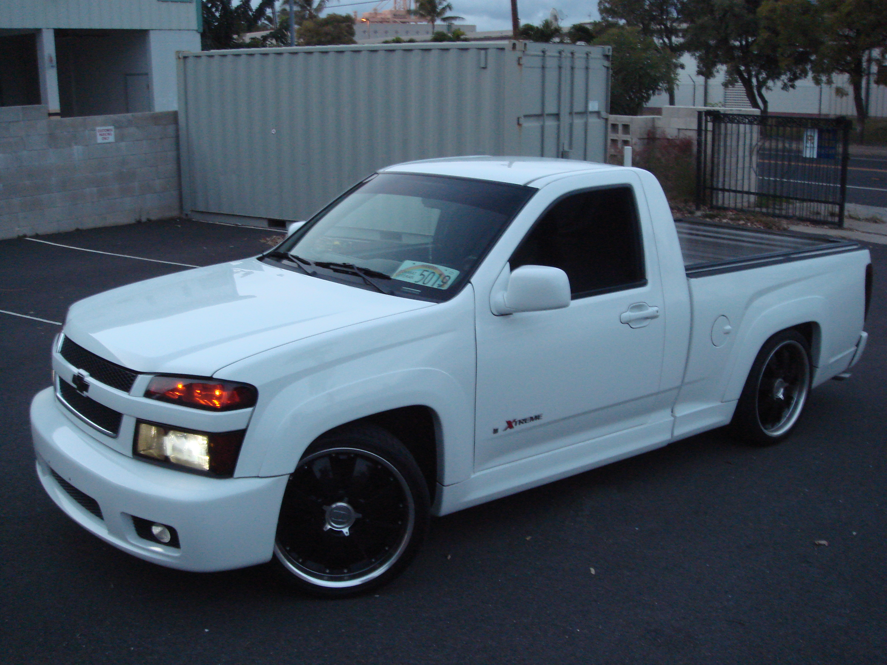 odd78 2006 Chevrolet Colorado Regular Cab Specs, Photos, Modification Info at CarDomain
