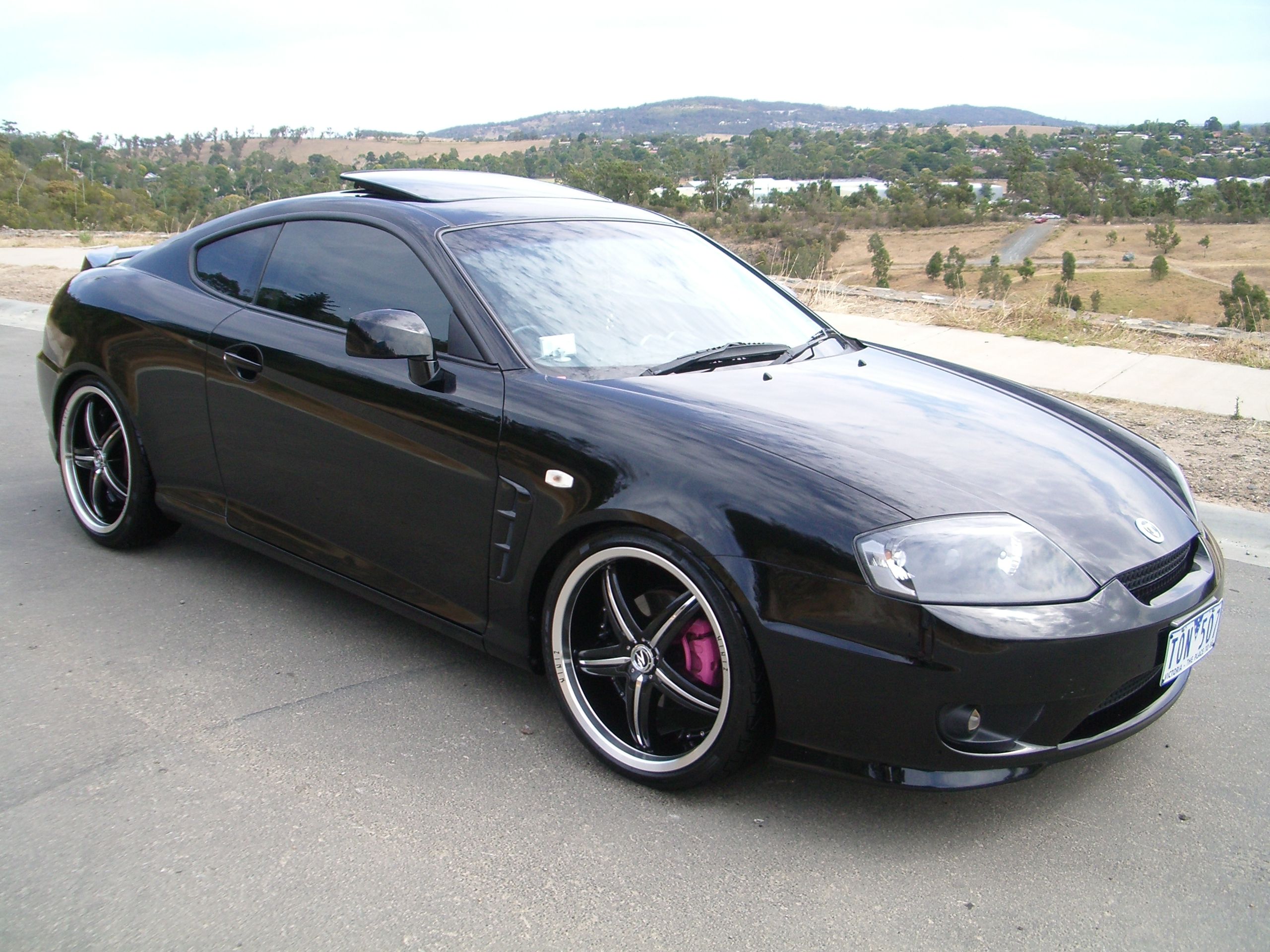 Shenizzle 2005 Hyundai Tiburon Specs Photos Modification