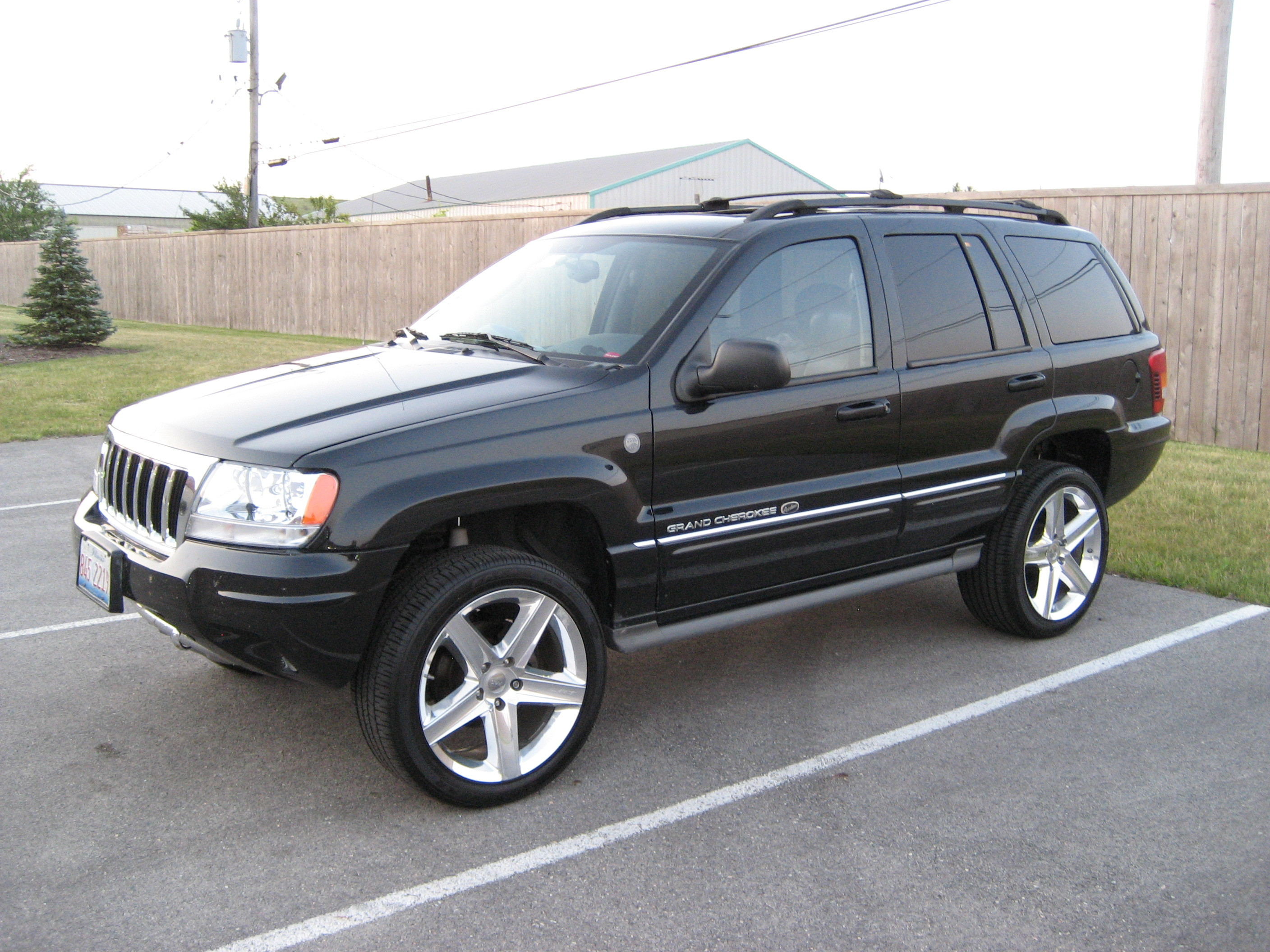 charles81076 2004 jeep grand cherokee specs photos modification info at cardomain. Black Bedroom Furniture Sets. Home Design Ideas