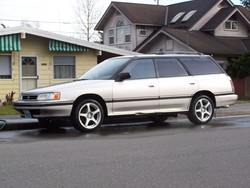 Soobthangs 1990 Subaru Legacy