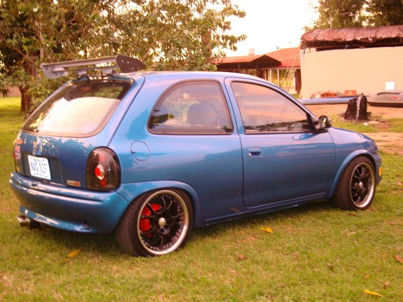 Another tatotuning 2000 Chevrolet Corsa post... - 9094472