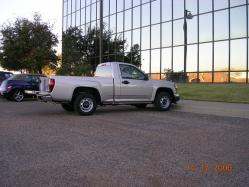 chevycolorado-tx 2007 Chevrolet Colorado Regular Cab