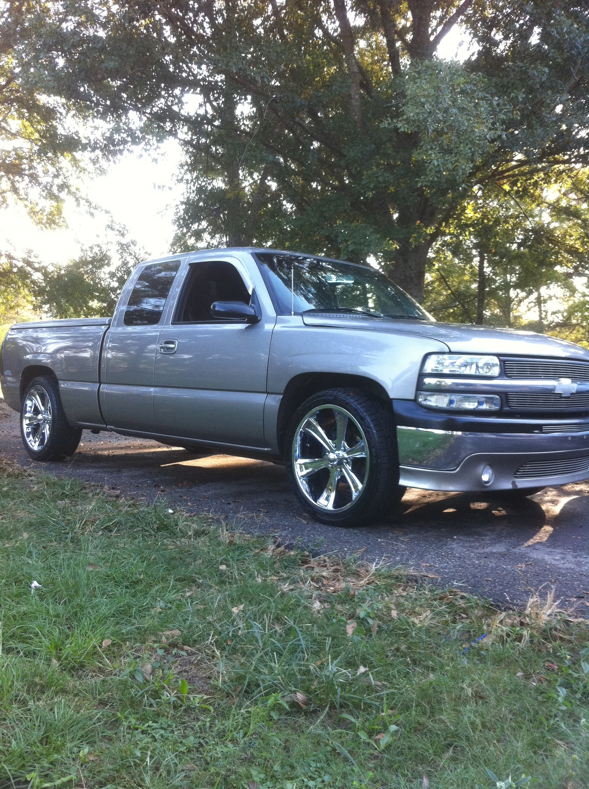 chevyspeedqueen 2001 chevrolet silverado 1500 extended. Black Bedroom Furniture Sets. Home Design Ideas