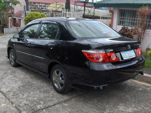 Shaft X 2006 Honda City Specs  Photos  Modification Info