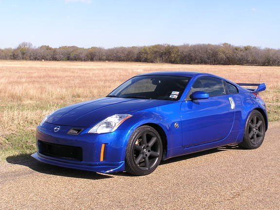 trashcan17 2003 nissan 350z specs photos modification. Black Bedroom Furniture Sets. Home Design Ideas