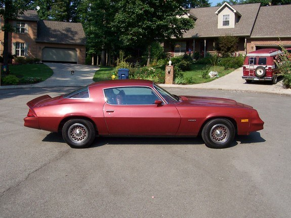 Another DoubleD1DT 1979 Chevrolet Camaro post... - 9508377
