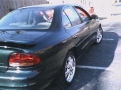 TheInspiration 2002 Oldsmobile Intrigue