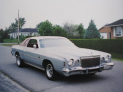 Dobahunter 1976 Chrysler Cordoba