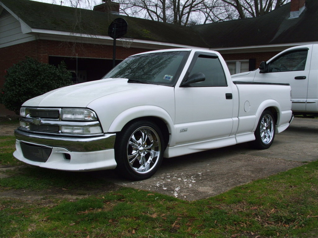 2000 chevy s10 extreme weight lose